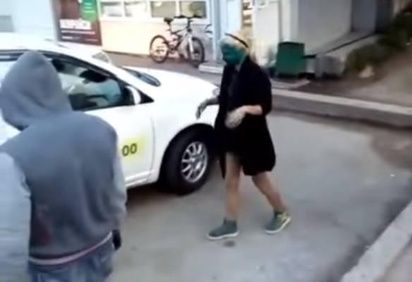 Таксисты, устроившие самосуд, потеряли работу